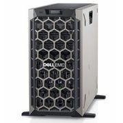 Dell Servidor PowerEdge Torre T440E Intel Bronze 3104 1.7GHz 6C (1x proc.). 8GB RAM. 2x 2TB HD SATA. DVD-RW. 1x Fonte 495W (sem sistema operacional)
