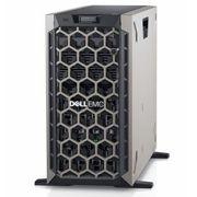 Dell Servidor PowerEdge Torre T440E Intel Bronze 3104 1.7GHz 6C (1x proc.). 8GB RAM. 2x 2TB HD SATA. DVD-RW. 1x Fonte 495W (sem sistema operacional)