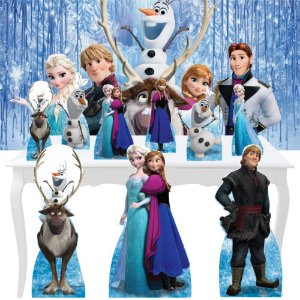 Combo Ouro Totem Painel Frozen