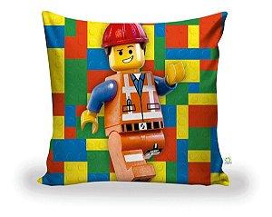 Capa De Almofada Lego Decoração ALI-62