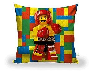 Capa De Almofada Lego Decoração ALI-63