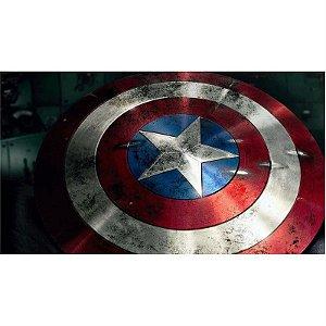 Painel em Lona Capitão America 01