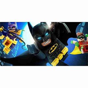 Painel em Lona Lego Batman 01