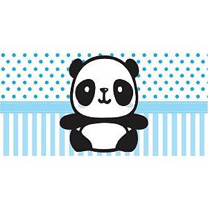 Painel em Lona Panda Menino 01
