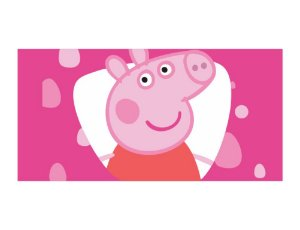 Painel em Lona Peppa Pig 02