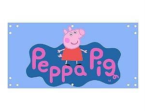 Painel em Lona Peppa Pig 03