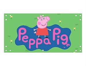 Painel em Lona Peppa Pig 04