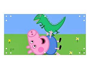 Painel em Lona Peppa Pig 06
