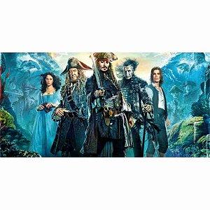 Painel em Lona Piratas do Caribe 01
