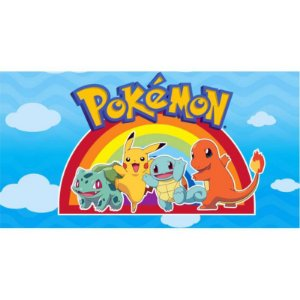 Painel em Lona Pokemon 05