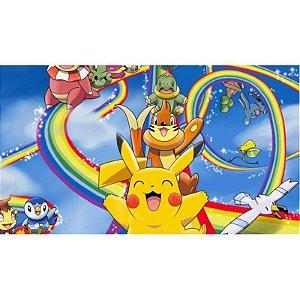 Painel em Lona Pokemon 06