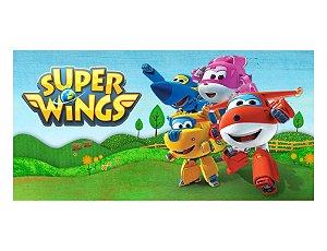Painel em Lona Super Wings 01