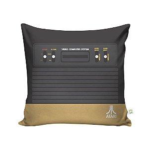 Capa de Almofada Console Atari