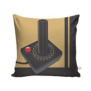 Capa de Almofada Controle Atari Direito