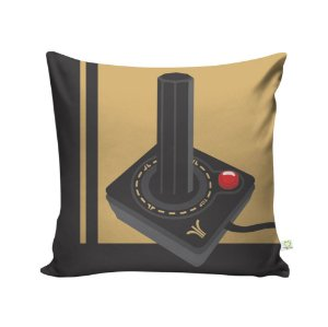 Capa de Almofada Controle Atari Esquerdo