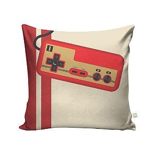 Capa de Almofada Controle Nintendo Family Computer Esquerdo