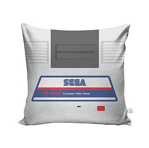 Capa de Almofada Console Sega SG