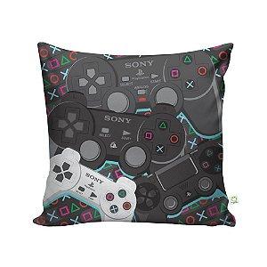 Capa de Almofada Controle PlayStation