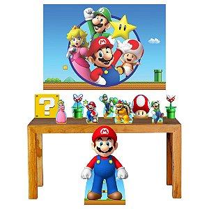 Super Kit Super Mario 10 displays + Painel