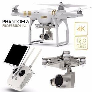 DJI Phantom 3 Professional Câmera UltraHD 4K - Pronto para Voar