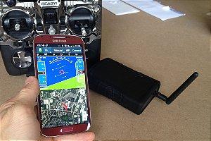 Estação de Solo Bluetooth de Longo Alcance