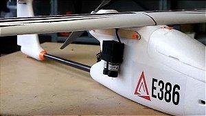 RPAs E386 - Mapeamento Profissional com Altímetro Laser - Laser Rangefinder