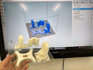 Prototipagem Rápida de Projetos e Impressão 3D
