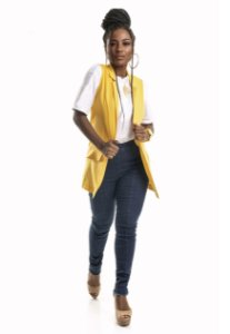Colete Social Alfaiataria Amarelo |colete| Coleteria
