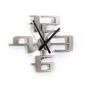 """Relógio de Parede Umbra """"BIG TIME"""""""