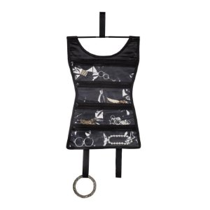 "Organizador de Bijoux Pendurável Umbra ""MINI BLACK DRESS"""
