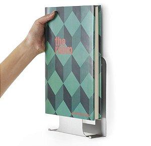 """Prateleira Invisível para Livros Umbra """"VERTICAL"""""""