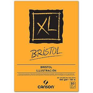 Bloco XL Bristol A4