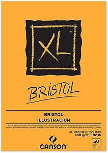 Bloco XL Bristol A3