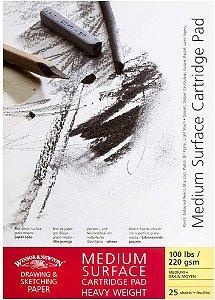Bloco Medium Surface Winsor & Newton A3