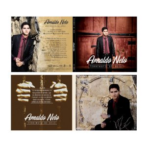 Cd  Digipack  2 Paineis