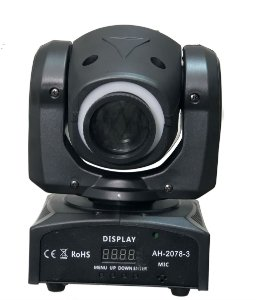 MINI MOVING HEAD 30W AH2078-3