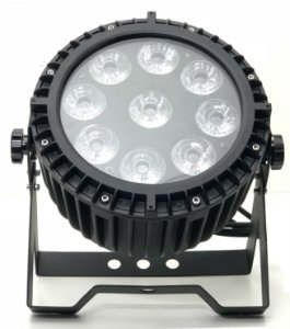 PAR LED 10W AH5031-14  RGBW BLINDADO