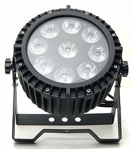 PAR LED 10W AH5031-14  RGBW BLINDADO