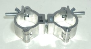 Garra Algema Dupla Q30 2 Polegadas Kit Com 10 Unidades