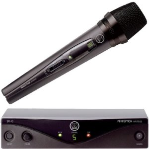 Microfone Akg Perception 45 Vocal  Original