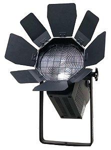 FRESNEL LED 200W DMX