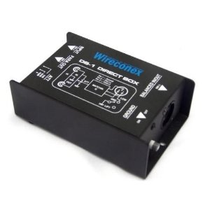 Direct Box Passivo Wdi-600 - Wireconex