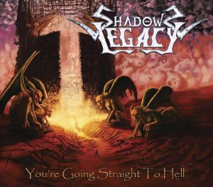 Álbum - You're Going Straight to Hell (2014)