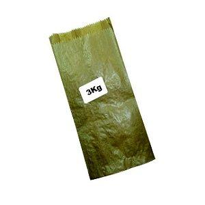 Embalagem de Papel Kraft Natural 35 gramas 3 Kg com 1000