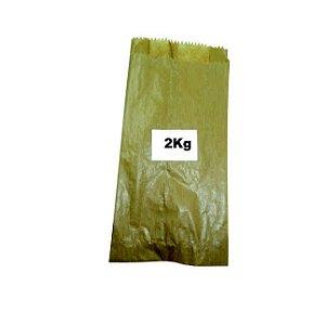 Embalagem de Papel Kraft Natural 35 gramas 2 Kg com 1000