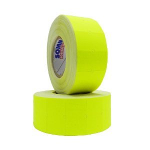 04. Etiqueta MX-5500 Sem Segurança c/1000 Fluorescente Amarelo