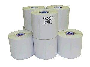 Cod0096-Etiqueta Térmica 60X40 C/440