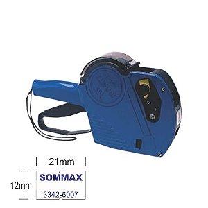 Etiquetadora MX-5500 EOS c/ 8 dígitos para Precificação ou Codificação
