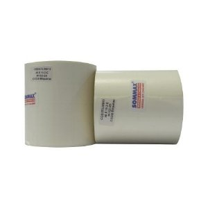 Cod003-Etiqueta 40x15mm com 3330 etiquetas (Anel/Brinco)
