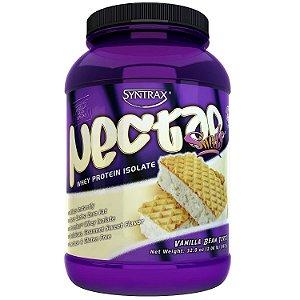 Nectar Whey Protein Isolado 907g - Syntrax  Baunilha